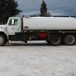 Tank-truck driver Job Analysis