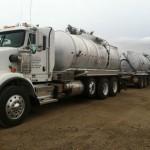 Crude Oil Transfer Truck 2